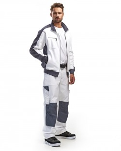 Pantalon peintre blanc Blaklader