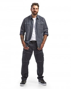Pantalon X1900 URBAN Cordura® DENIM