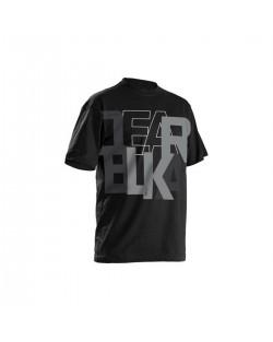 T-shirt Blaklader Logo Noir