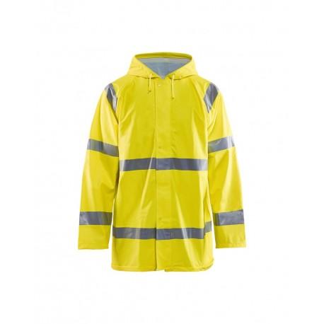 Veste de pluie Blaklader haute visibilité NIVEAU 1