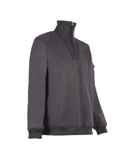 Pull col camionneur North Ways LARGO 9665 gris
