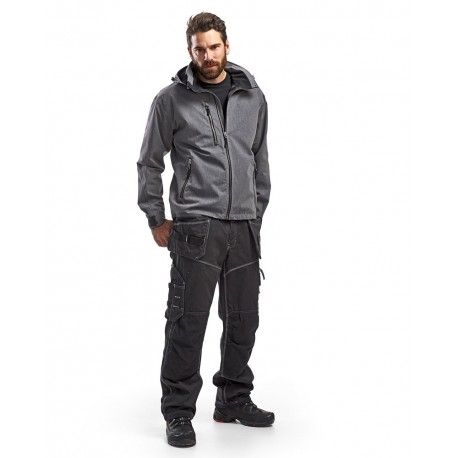 Pantalon X1900 artisan Cordura DENIM