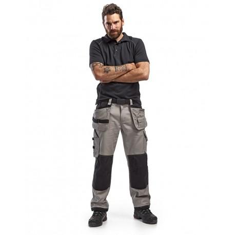 Pantalon X1900 artisan artisan Cordura NYCO gris claire