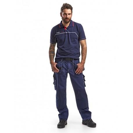 Pantalon Artisan marine