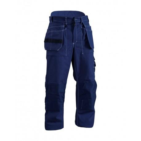 Pantalon artisan hiver marine