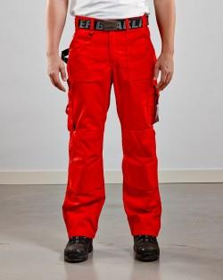 Pantalon Artisan rouge