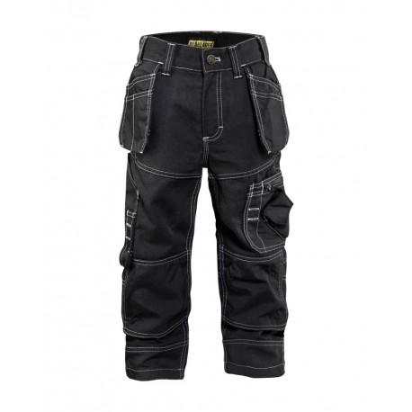 Pantalon X1500 enfant noir