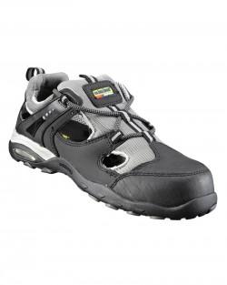Sandale de sécurité noir/gris Blaklader