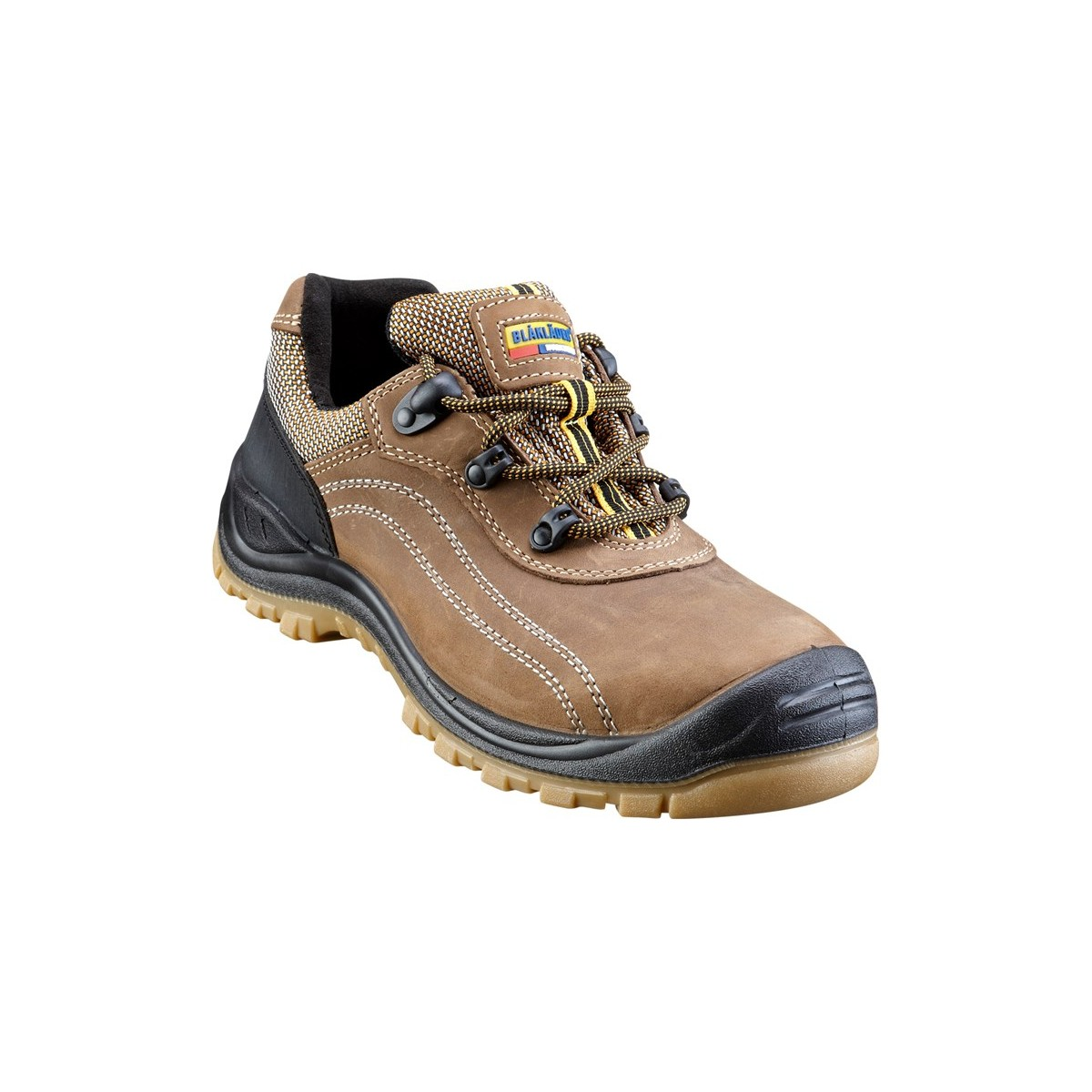 chaussures de s curit basse blaklader dessus en cuir. Black Bedroom Furniture Sets. Home Design Ideas