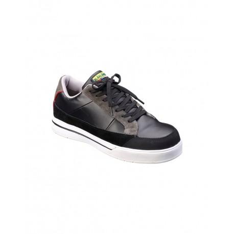 Chaussures de sécurité basse embout aluminium noir