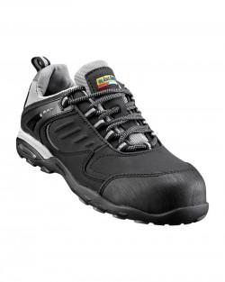 Chaussures de Sécurité coque en composite noir/gris melangeé