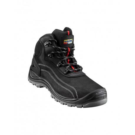 Chaussures de sécurité haute noir
