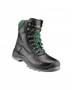 Chaussures de sécurité haute hiver noir