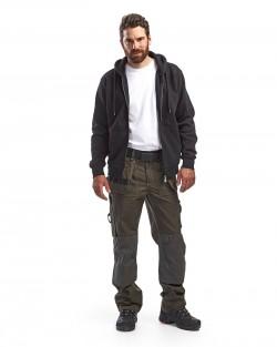 Pantalon de travail artisan poches libres Cordura