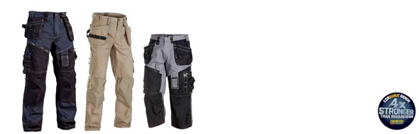 Collection pantalons Blaklader