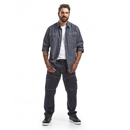 Pantalon X1900 URBAN Cordura® DENIM Blaklader
