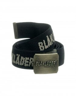 Ceinture textile noir onesize Blaklader