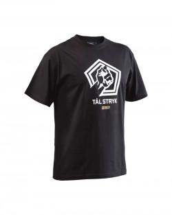 T-shirt Blaklader TÅL STRYK BLACK