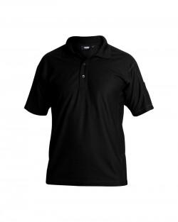Polo COOLMAX® Blaklader noir