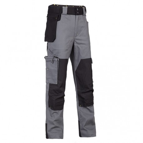 Pantalon de travail North Ways 1215 gris noir