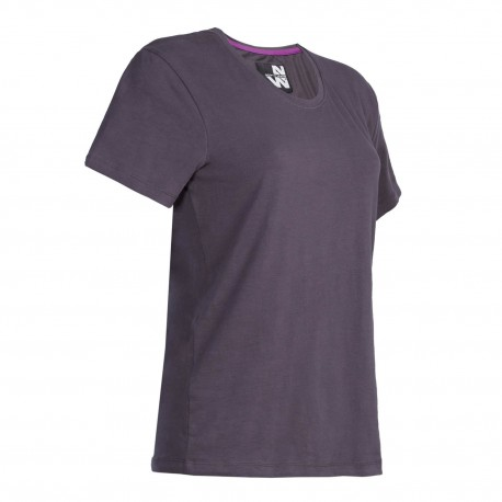 T-shirt femme North Ways 1451 gris