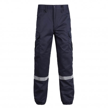 8611-marine Pantalon d'intervention Safety NORTH WAYS