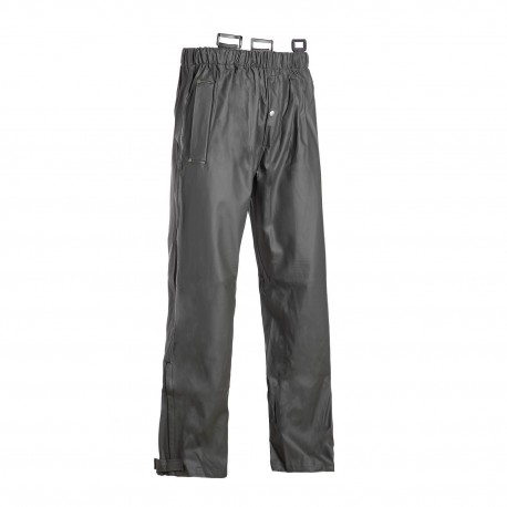 9235-olive Pantalon de pluie unisexe Shark NORTH WAYS