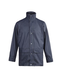 marine - Veste de pluie flex unisexe Tuna North Ways