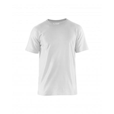 blanc T-shirt Blaklader