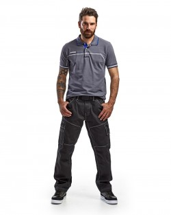 Pantalon X1900 Urban Cordura Denim Noir