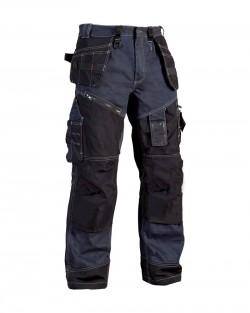 Pantalon X1500 Cordura Denim marine/noir