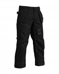 Pantalon X1500 canvas noir