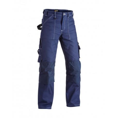 Pantalon Artisan renforts CORDURA marine