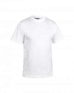 Pack x10 T-Shirts blanc