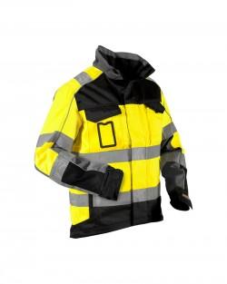 Veste Transport jaune/noir