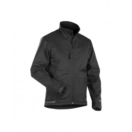 Veste Softshell Authentique noir