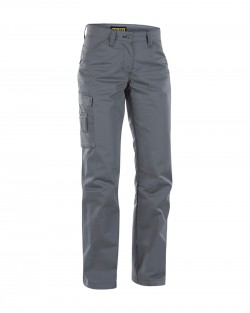 Pantalon industrie BLAKLADER femme poly-recyclé