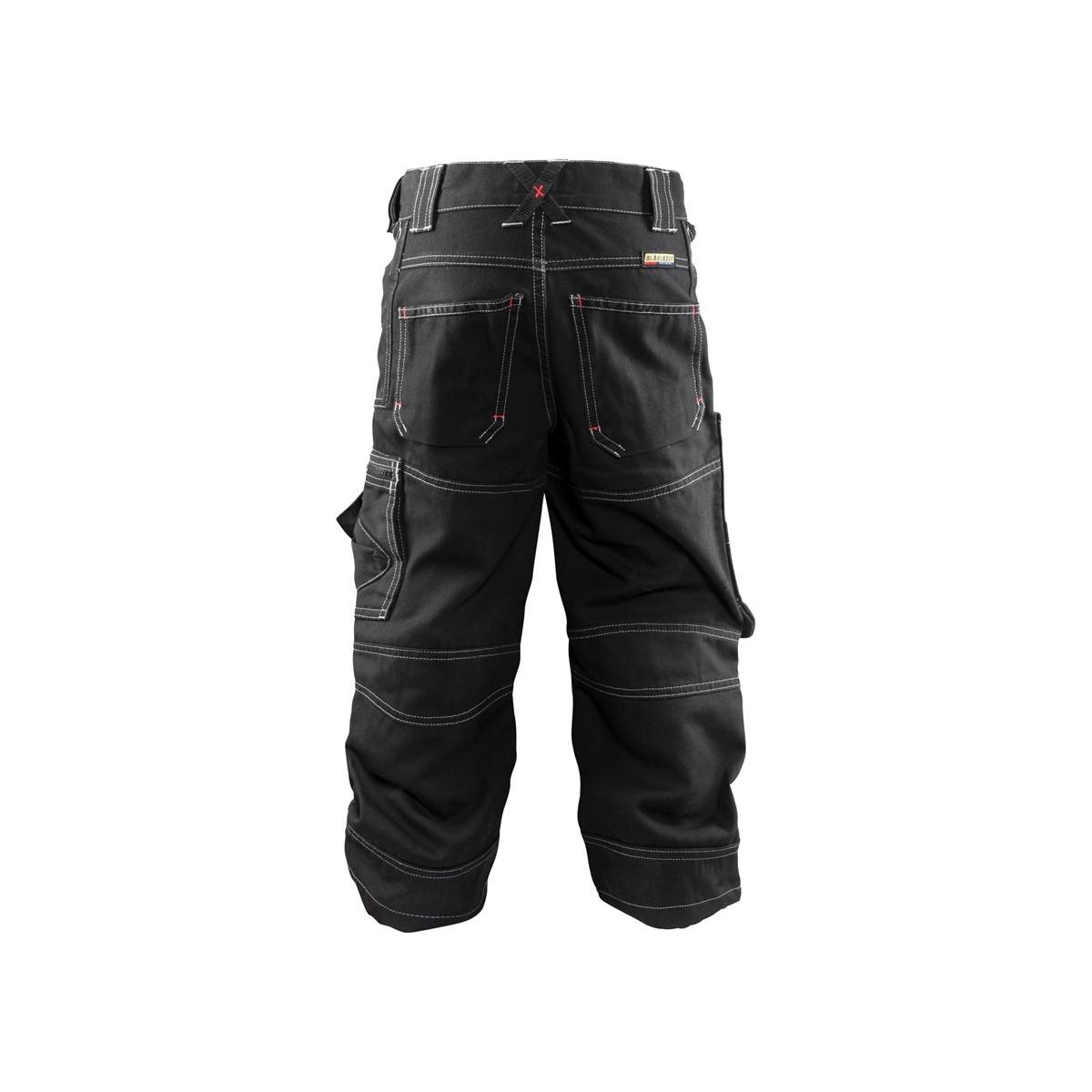0305edf1609b6 Pantalon BLAKLADER X1500 enfant léger 100% toile de coton