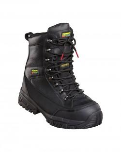 Chaussures de Sécurité haute Thinsulate noir