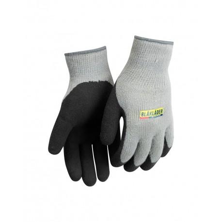 Gant de travail Pack x6 noir/gris
