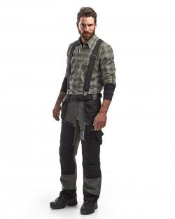 Pantalon de travail X1500 coutures garanties à vie