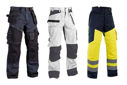 hot sale authorized site outlet for sale Pantalons de travail BLAKLADER - à bretelles, léger ou ...